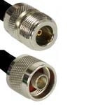 N Female to N Male WiFi Extension Cable, Cable Length: 10M