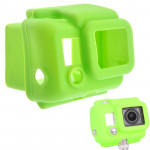 ST-41 Silicone Protective Case for Gopro HERO3(Green)