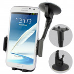 Holder Voiture pour Samsung Galaxy Note II / N7100 Porte-ventouse - Wewoo