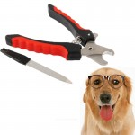 M208 Large Professional Nail Clipper and File Set for Pet