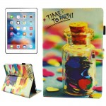 For iPad Pro 10.5 inch TIME TO PARTY Words Pattern Horizontal Flip Leather Protective Case with Holder & Card Slots & Wallet & P