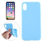 For iPhone 8 Solid Color Smooth Surface Soft TPU Protective Back Cover Case, Small Quantity Recommended Before iPhone 8 Launchin