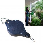Plant Pulley Adjustable Heavy Duty Hanging Hooks Plant Hangers for Hanging Planters