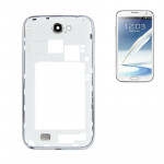 iPartsBuy Middle Board for Samsung Galaxy Note II / N7100(White)