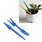 Home Gardening Transplanting Device Planters Dig Tool for Seedling Garden Nursery Trays, Random Color Delivery