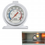 High Quality Stainless Steel Stand Up Oven Thermometer Gauge Gage (0-300 Degree Centigrade)(Silver)