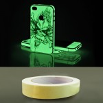 Luminous Tape Green Glow In Dark Wall Sticker Luminous Photoluminescent Tape Stage Home Decoration, Size: 2cm x 10m