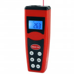 Ultrasonic Distance Measure Measurer with Laser Pointer, Range: 0.5-18m (CP-3000)