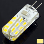 G4 2.5W Warm White 24 LED SMD 2835 Corn Light Bulb, AC 220V