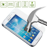 0.26mm 9H+ Surface Hardness 2.5D Explosion-proof Tempered Glass Film for Samsung Galaxy Grand Duos / i9082 / i9060