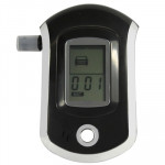 3 digitals LCD Display Breath Alcohol Tester Analyzer