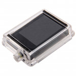 LCD BacPac External Display Viewer Monitor Non-touch Screen for Gopro HERO3(Black)