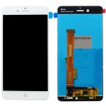 iPartsBuy ZTE Nubia Z17 Mini / NX569J / NX569H LCD Screen + Touch Screen Digitizer Assembly(White)
