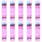 10 PCS iPartsBuy for iPhone 8 Battery Adhesive