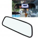 4.3 inch 480*272 Rear View TFT-LCD Color Car Monitor, Support Reverse Automatic Screen Function(Black)