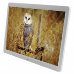 15.6 inch TFT LCD Display Multi-media Digital Photo Frame with Music & Movie Player / Remote Control Function, Support USB / SD
