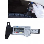 0-25mm Electronic Digital Tread Plan Refinding Rounds Refinding Outcome Exists Tread Tablets Type Gauge Depth Vernier Caliper Me