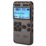 VM181 Portable Audio Voice Recorder, 8GB, Support Music Playback / TF Card / LINE-IN & Telephone Recording