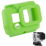 Protective Silicone Case for Gopro Hero 3(Green)