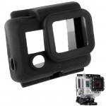 Protective Silicone Case for Gopro Hero 3(Black)