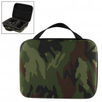Camouflage Pattern EVA Shockproof Waterproof Portable Case for GoPro HERO 4 / 3+ / 3 / 2 / 1, Size: 21cm x 16cm x 6.5cm