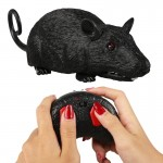 Farce & attrape Tricky Funny Toy télécommande infrarouge effrayant Mouse effrayant, taille: 21 * 7cm - Wewoo