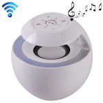 Attractive Swan Style Bluetooth 3.0 + EDR Speaker for iPad / iPhone / Other Bluetooth Mobile Phone, Support Handfree Function, B