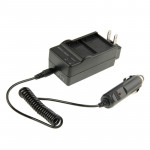 3 in 1 Digital Camera Dual Battery Car Charger for GoPro HERO 3+ / 3 AHDBT-201 / AHDBT-301 (US Plug)