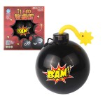 Tricky Funny Toy Water Spraying Bombs(Black)