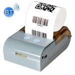 QS-5803 Portable 58mm Bluetooth POS Receipt Thermal Printer (Grey)