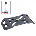 TMC Tactical Grip Aluminum Stand for GoPro Hero 4 / 3+ / 3 / 2 / 1