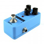 KOKKO FCH2 Mini Guitar Analog Monoblock Chorus Effects Pedal (Blue)