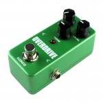 KOKKO FOD3 Mini Electric Guitar Tube Sound Overload Monoblock Effects Pedal (Green)