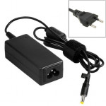 EU Plug AC Adapter 19V 2.1A 40W for Samsung Laptop, Output Tips: 5.5 x 3.4mm