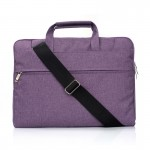 Portable One Shoulder Handheld Zipper Laptop Bag, For 13.3 inch and Below Macbook, Samsung, Lenovo, Sony, DELL Alienware, CHUWI,