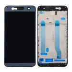 iPartsBuy for Asus ZenFone 3 Max / ZC520TL / X008 Middle Frame Bezel with Adhesive