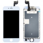 iPartsBuy 4 in 1 for iPhone 6s (Front Camera + LCD (Century) + Frame + Touch Pad) Digitizer Assembly(White)