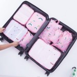 Outdoor 8 In 1 Multi-function Portable Travelling Arrangement Storage Bags, Suitcase Is Not Included