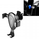 ROCK Ball Joint Gravity Air Vent Car Phone Holder Mount, For iPhone, Galaxy, Sony, Lenovo, HTC, Huawei, and other Smartphones (G