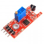 Human Body Touch Sensor Module with Alternative Switch Function for Touch-sensitive Equipment